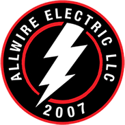 Allwire electric llc  logo